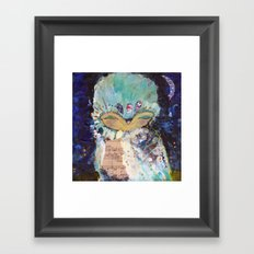 Anything Is Possible Framed Art Print