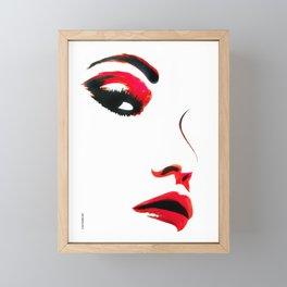 light/love Framed Mini Art Print