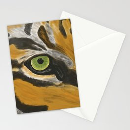 Tigers Eye Stationery Cards