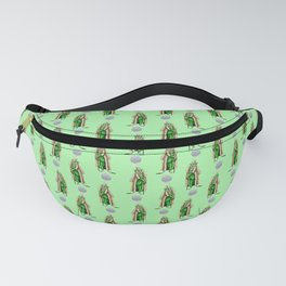 Meerkat pattern Fanny Pack
