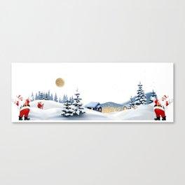 christmas171 Canvas Print