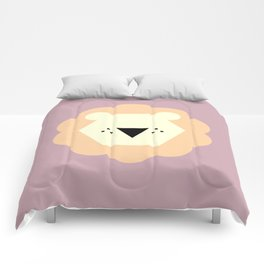 Louis the Lion Comforters