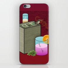 Fun and Cool and Interesting and Friendly iPhone & iPod Skin