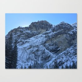 Glacier Point Sunrise Canvas Print