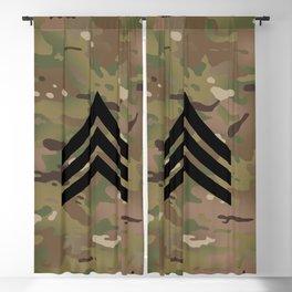 Sergeant Blackout Curtain