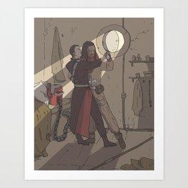 Something Nice Art Print