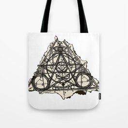 Imperfect Symmetry Tote Bag