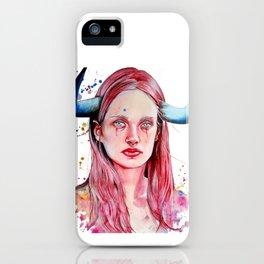 The Taurus iPhone Case