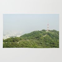 seoul Area & Throw Rugs featuring Seoul by Anstey