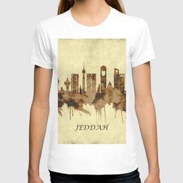 Jeddah Saudi Arabia Cityscape T-shirt