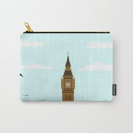 Big Ben Blue Skies Carry-All Pouch
