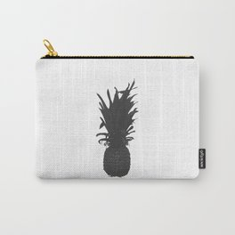 Black Pineapple Carry-All Pouch