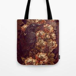 Corvus Corax Tote Bag