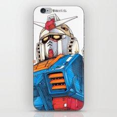 Gundam iPhone & iPod Skin
