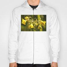 Yellow Drop Bloom Hoody