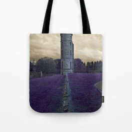 Eglinton Ruins Kilwinning Scotland  Tote Bag