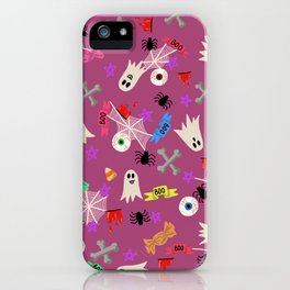 Maybe you're haunted #3 iPhone Case