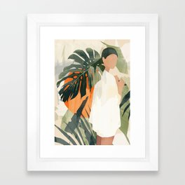 Jungle 3 Framed Art Print