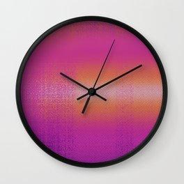Schimmer 4 Wall Clock