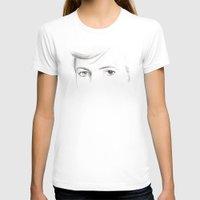 bowie T-shirts featuring bowie by Beth Jorgensen