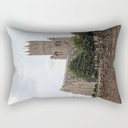 St Mary the Virgin and All Saints Church, Fotheringhay Rectangular Pillow