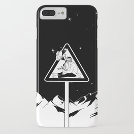 Danger iPhone Case