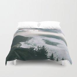 Oregon Coast XIII Duvet Cover