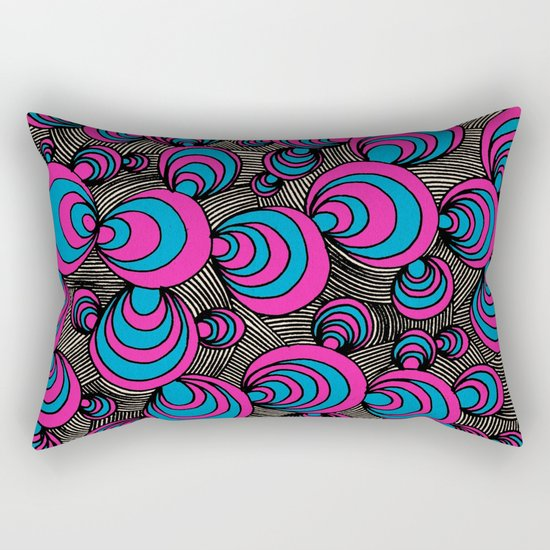 - sugar bank - Rectangular Pillow