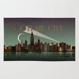 Gotham City Rug
