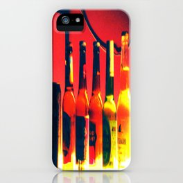 Acquired Taste iPhone Case