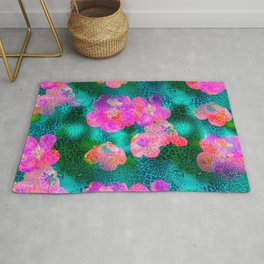 Leopardflower Rug