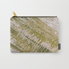 Abstract paint art Carry-All Pouch