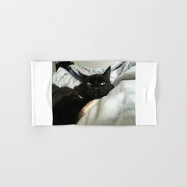 THE CAT WITH NO NAME M* Hand & Bath Towel
