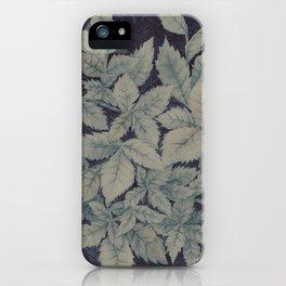 Roses plant iPhone Case