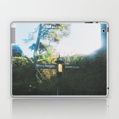 Tolkiens world Laptop & iPad Skin