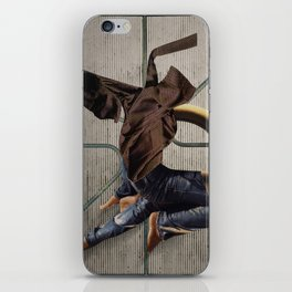 you can barrow my jeans but you have to wash them after iPhone Skin