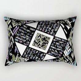 Global Art Rectangular Pillow
