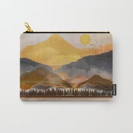 Pure Wilderness at Dusk Carry-All Pouch