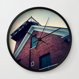 Breakwater Lighthouse  Wall Clock