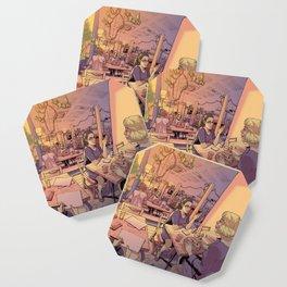 Sun Moth Coaster