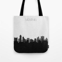 City Skylines: Memphis (Alternative) Tote Bag