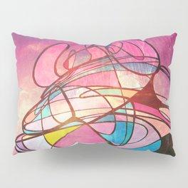 """ONI"": Observer Pillow Sham"