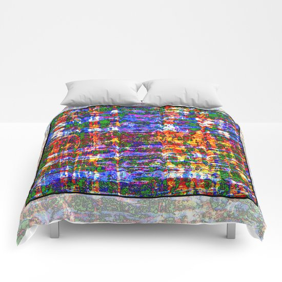DOUGLAS FIR BARK STATURATED ABSTRACT Comforters