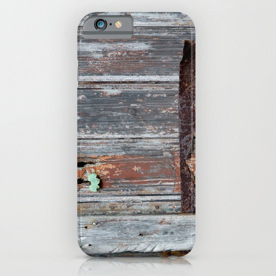 Another rusty iPhone & iPod Case