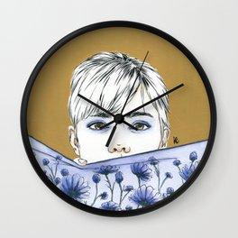 Pensieri sospesi IV Wall Clock