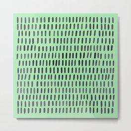 MINT CHIP, by Frank-Joseph Metal Print