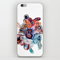 Earth's Loveliness, Agate Collection iPhone Skin
