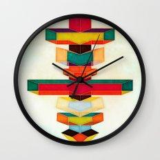 I am Here Wall Clock