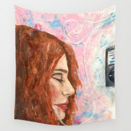 How deep is your love - Part 1 Wall Tapestry