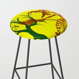 Sassy Little Witch Bar Stool